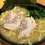 大森家(大森)〜太麺の家系ラーメン〜
