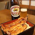 梅むら(大森)〜隠れ家的な店で食べるふっくら鰻〜