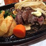 素敵庵(有楽町)〜赤身肉の旨味を高めるオリジナルソース〜