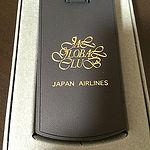 JAL グローバルクラブ特典のバッゲージタグが到着!