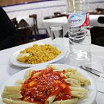 サンタ・フェ(トレド)〜観光地の地元食堂的レストラン〜
