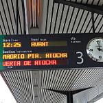スペイン個人旅行記 第6話 ~マドリードへ帰還~
