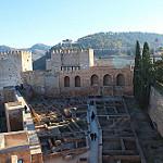 スペイン旅行記 第19話 アルハンブラ宮殿を堪能
