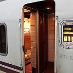 スペイン旅行記 第22話 夜行列車でグラナダからバルセロナへ